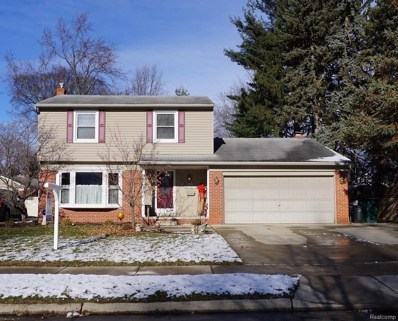 325 Edmund Ave, Royal Oak, MI 48073 - MLS#: 218105131