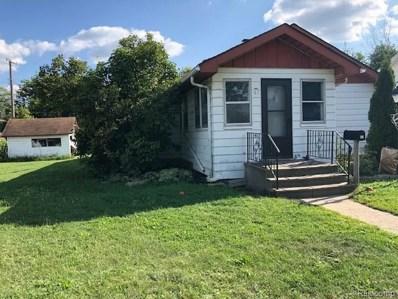 57 W Longfellow Avenue, Pontiac, MI 48340 - MLS#: 218105167