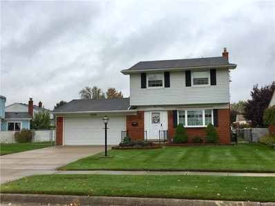 11356 Jacqueline Drive, Sterling Heights, MI 48313 - MLS#: 218105187