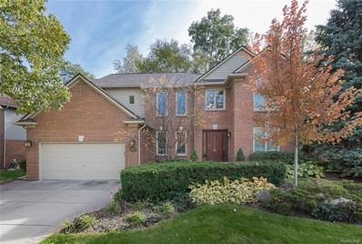 3861 Beechcrest, Rochester Hills, MI 48309 - MLS#: 218105192