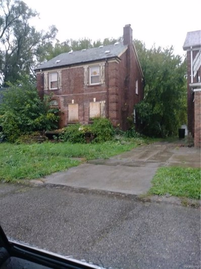 11371 Abington Avenue, Detroit, MI 48227 - MLS#: 218105232
