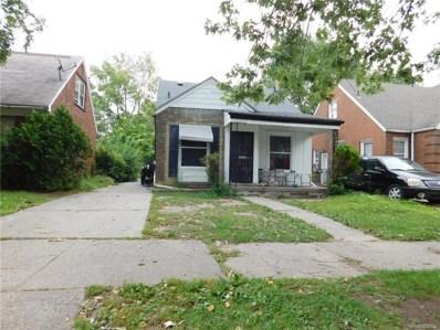18982 Hamburg Street, Detroit, MI 48205 - MLS#: 218105268