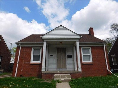 13217 E State Fair Street, Detroit, MI 48205 - MLS#: 218105273