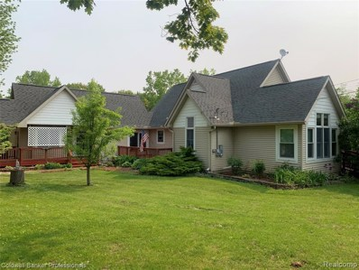 3752 Columbiaville Road, Marathon Twp, MI 48421 - MLS#: 218105303