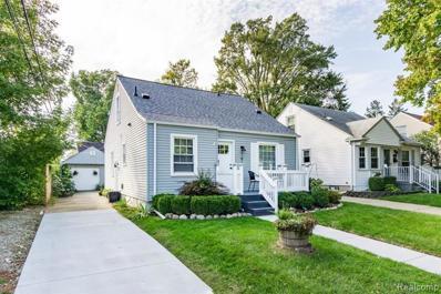 1813 Ardmore Avenue, Royal Oak, MI 48073 - MLS#: 218105316