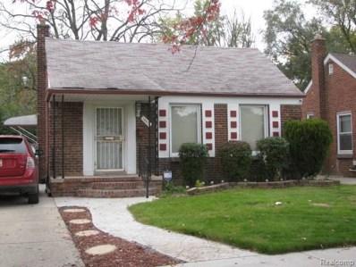 12879 Abington Avenue, Detroit, MI 48227 - MLS#: 218105340