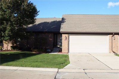 45710 Meadows Circle W, Macomb Twp, MI 48044 - MLS#: 218105365