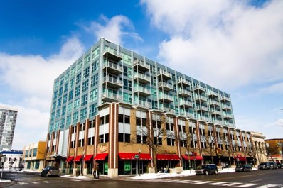 100 W 5TH Street UNIT 508, Royal Oak, MI 48067 - MLS#: 218105418