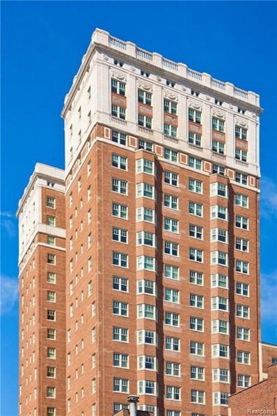 525 W Lafayette Boulevard UNIT 21B, Detroit, MI 48226 - MLS#: 218105488