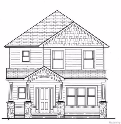 1407 Cherokee Avenue, Royal Oak, MI 48067 - MLS#: 218105621