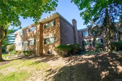 623 E Fox Hills Drive, Bloomfield Twp, MI 48304 - MLS#: 218105656