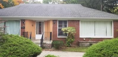 17735 Pierson Street, Detroit, MI 48219 - MLS#: 218105823