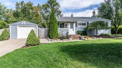 1195 Annjo Street, Walled Lake, MI 48390 - MLS#: 218105852
