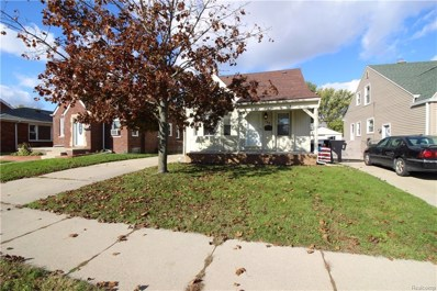 704 Moran Avenue, Lincoln Park, MI 48146 - MLS#: 218105948