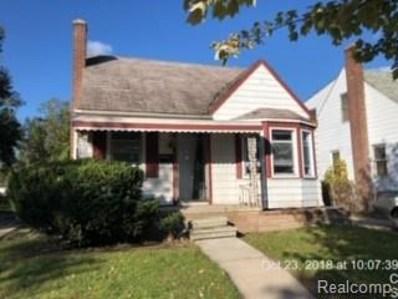 20419 Manor Street, Detroit, MI 48221 - MLS#: 218105971