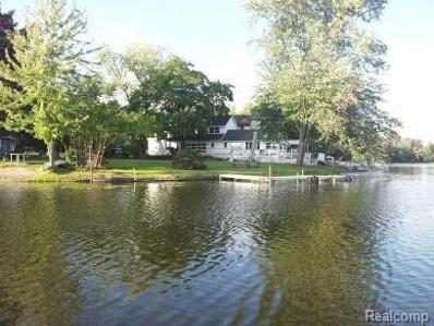 254 Lakeview, Northfield Twp, MI 48189 - MLS#: 218106079