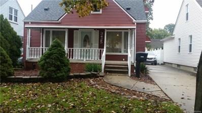 3425 Byrd Street, Dearborn, MI 48124 - MLS#: 218106186