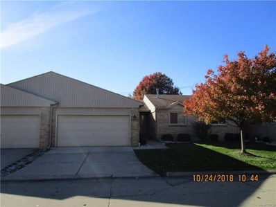 15555 Mary Court, Clinton Twp, MI 48038 - MLS#: 218106219