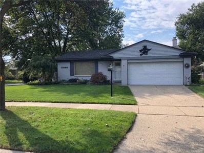 9631 Terry, Plymouth Twp, MI 48170 - MLS#: 218106246