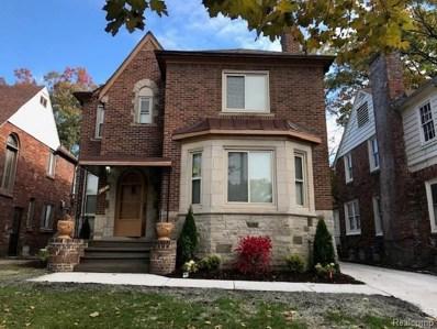 18040 Greenlawn Street, Detroit, MI 48221 - MLS#: 218106263