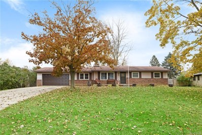 5297 N Georgetown Road, Grand Blanc Twp, MI 48439 - MLS#: 218106323