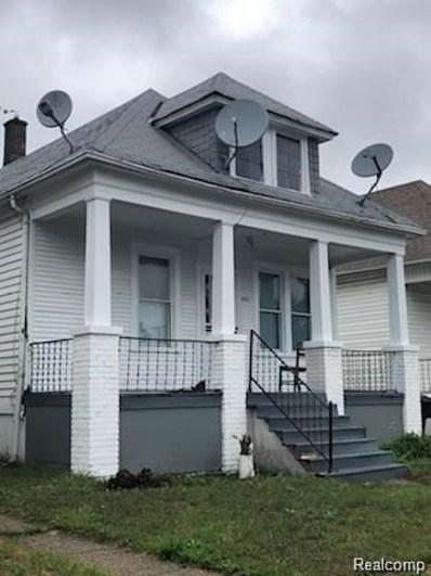 5085 Eldridge Street, Detroit, MI 48212 - #: 218106345