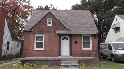 20451 Revere Street, Detroit, MI 48234 - MLS#: 218106351