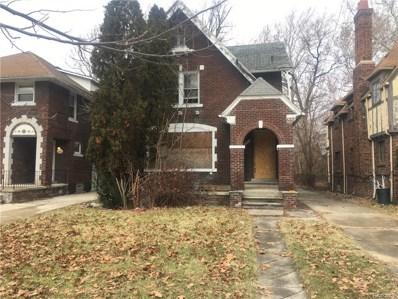 4290 Leslie Street, Detroit, MI 48238 - MLS#: 218106379