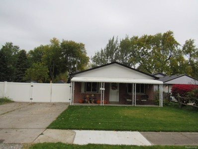 16326 Ziegler Street, Taylor, MI 48180 - MLS#: 218106443