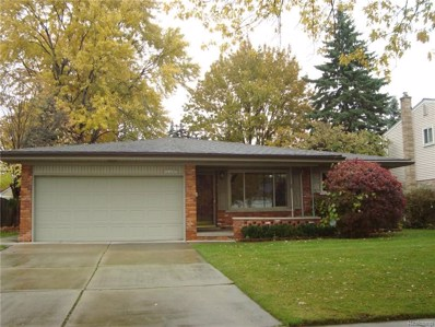 34026 Foxboro Road, Sterling Heights, MI 48312 - MLS#: 218106614