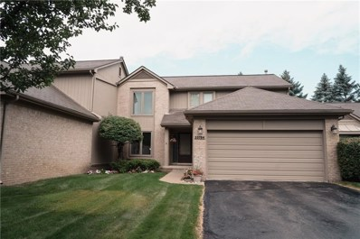 33784 Vista Drive Drive UNIT 42, Farmington Hills, MI 48331 - MLS#: 218106834
