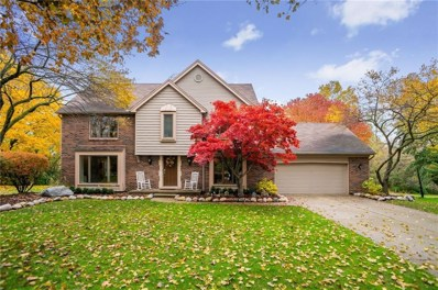 48567 E Hillcrest Court, Plymouth Twp, MI 48170 - MLS#: 218107053