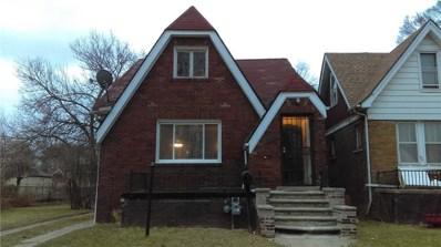 19183 Yonka Street, Detroit, MI 48234 - #: 218107111
