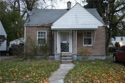 18960 Huntington Road, Detroit, MI 48219 - MLS#: 218107158