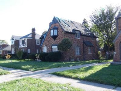 8252 E Outer Drive, Detroit, MI 48213 - MLS#: 218107189