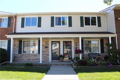 38171 Jamestown Drive, Sterling Heights, MI 48312 - MLS#: 218107239