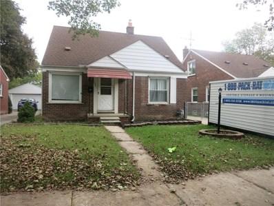 1941 Edgewood Street, Dearborn, MI 48124 - MLS#: 218107449