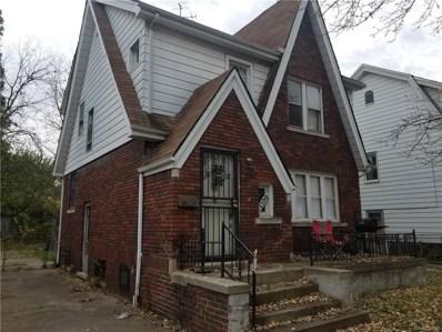 12100 Corbett Street, Detroit, MI 48213 - MLS#: 218107464