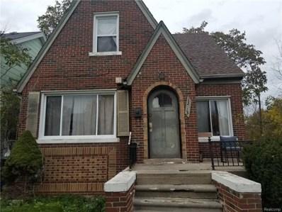 13833 Saratoga Street, Detroit, MI 48205 - MLS#: 218107472
