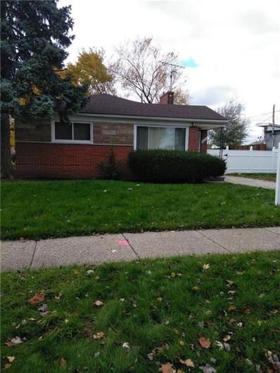 20571 Keystone Street, Detroit, MI 48324 - MLS#: 218107580