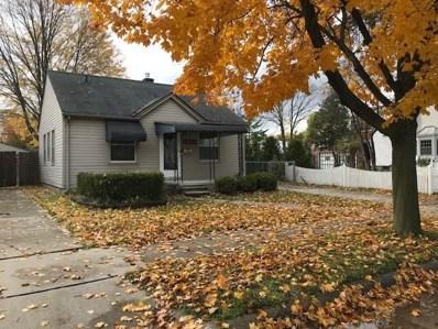 22628 Doremus Street, St. Clair Shores, MI 48080 - MLS#: 218107957