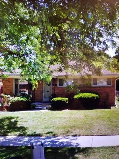 21900 Church Street, Oak Park, MI 48237 - MLS#: 218108007