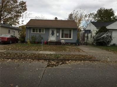 1505 E Meyers Avenue, Hazel Park, MI 48030 - MLS#: 218108098