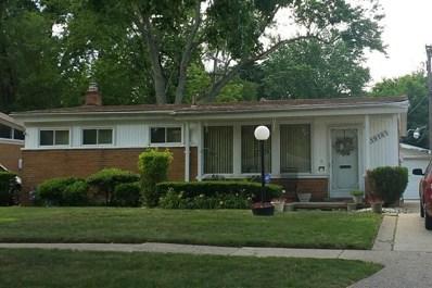 19181 Archer Street, Detroit, MI 48219 - MLS#: 218108123
