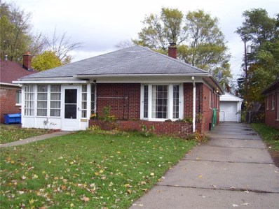 5694 Burger Street, Dearborn Heights, MI 48127 - MLS#: 218108266
