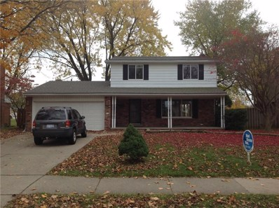11648 Canterbury Drive, Sterling Heights, MI 48312 - MLS#: 218108292