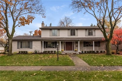 1108 Blairmoor Court, Grosse Pointe Woods, MI 48236 - MLS#: 218108295