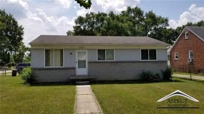12194 Timken Avenue, Warren, MI 48089 - MLS#: 218108521