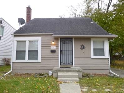 18215 Pembroke, Detroit, MI 48219 - MLS#: 218108630
