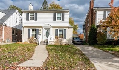 260 N Reginald Street, Dearborn, MI 48124 - MLS#: 218108632